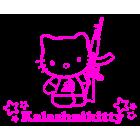 Наклейка «Kalashnikitty»