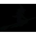 Наклейка «Ведьма v2»