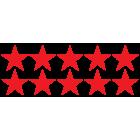 Наклейка «Звезды»