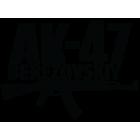 Наклейка «АК 47 v2»
