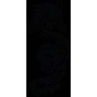 Наклейка «Дракон»