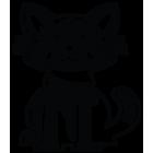 Наклейка «Котенок v2»
