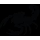Наклейка «Скорпион v3»