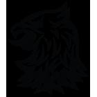 Наклейка «Орел v13»