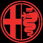 Наклейка «Alfa Romeo»