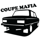 Наклейка «Coupe Mafia ЗАЗ 968М»