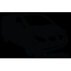 Наклейка «Bus Mafia Mercedes Vito»