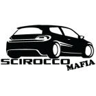 Наклейка «Scirocco Mafia»