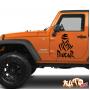 Наклейка «Dakar»
