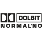 Наклейка «Dolbit Normalno»