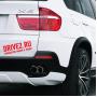 Наклейка «DRIVE2.RU v2»