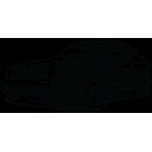 Наклейка «VW Golf 2»