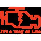 Наклейка «Way of Life»