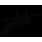 Наклейка «Jet Fighter»