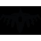 Наклейка «Jet Fighter v3»