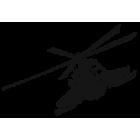 Наклейка «Ми-35»
