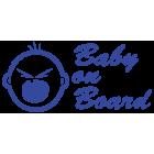 Наклейка «Baby on Board v5»