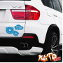Наклейка «Baby in Car»