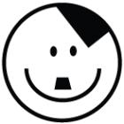 Наклейка «AH Smile»