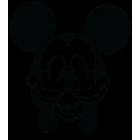 Наклейка «Mickey F»