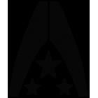 Наклейка «Mass Effect Alliance Navy»