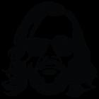 Наклейка «Сандор Клиган по прозвищу Пёс v3»