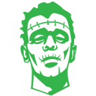 Наклейка «Frankenstein»