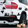 Наклейка «Набор Halloween»