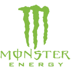 Наклейка «Monster Energy»