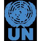 Наклейка «UN United Nations ООН»