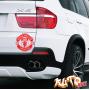 Наклейка «FC Manchester United»