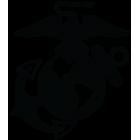 Наклейка «US Marines»