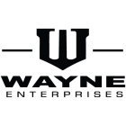 Наклейка «Wayne Enterprises»