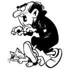 Наклейка «xZalamix»