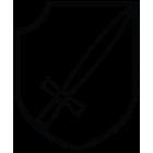 Наклейка «Horst Wessel»