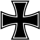 Наклейка «Железный Крест»