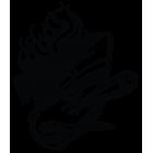 Наклейка «Navy»