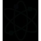 Наклейка «Мирный Атом»