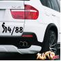 Наклейка «F*ck 14/88»