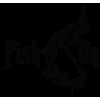 Наклейка «Fish On»