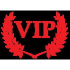 Наклейка «VIP»