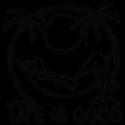 Наклейка «Life is Good»