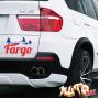 Наклейка «Fargo»