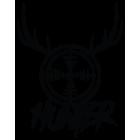 Наклейка «Hunter»