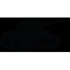 Наклейка «Я в танке»