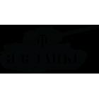 Наклейка «Я в танке WOT»