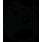 Наклейка «Angry Birds v4»