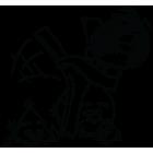 Наклейка «Angry Birds v5»