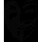 Наклейка «Guy Fawkes v2»