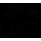 Наклейка «Кот Саймона v15»